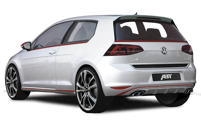 vw golf vii gti chiptuning von abt sportsline. Black Bedroom Furniture Sets. Home Design Ideas