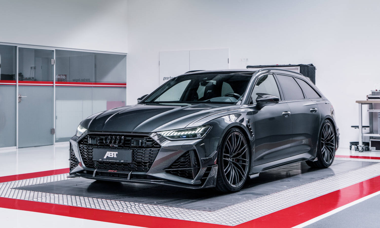 Audi RS6 - ABT Sportsline