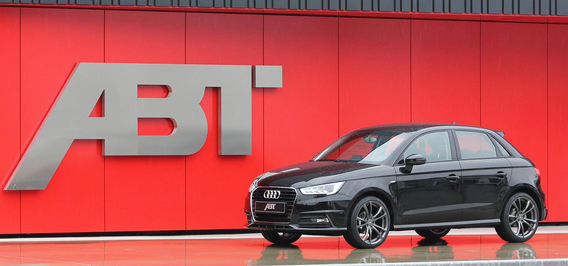 Audi A1 - ABT Sportsline