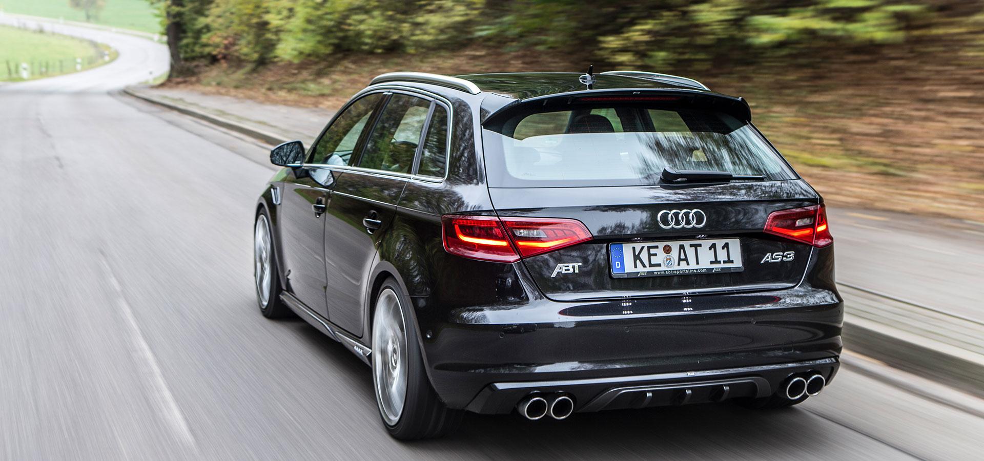 Audi A3 ABT Sportsline