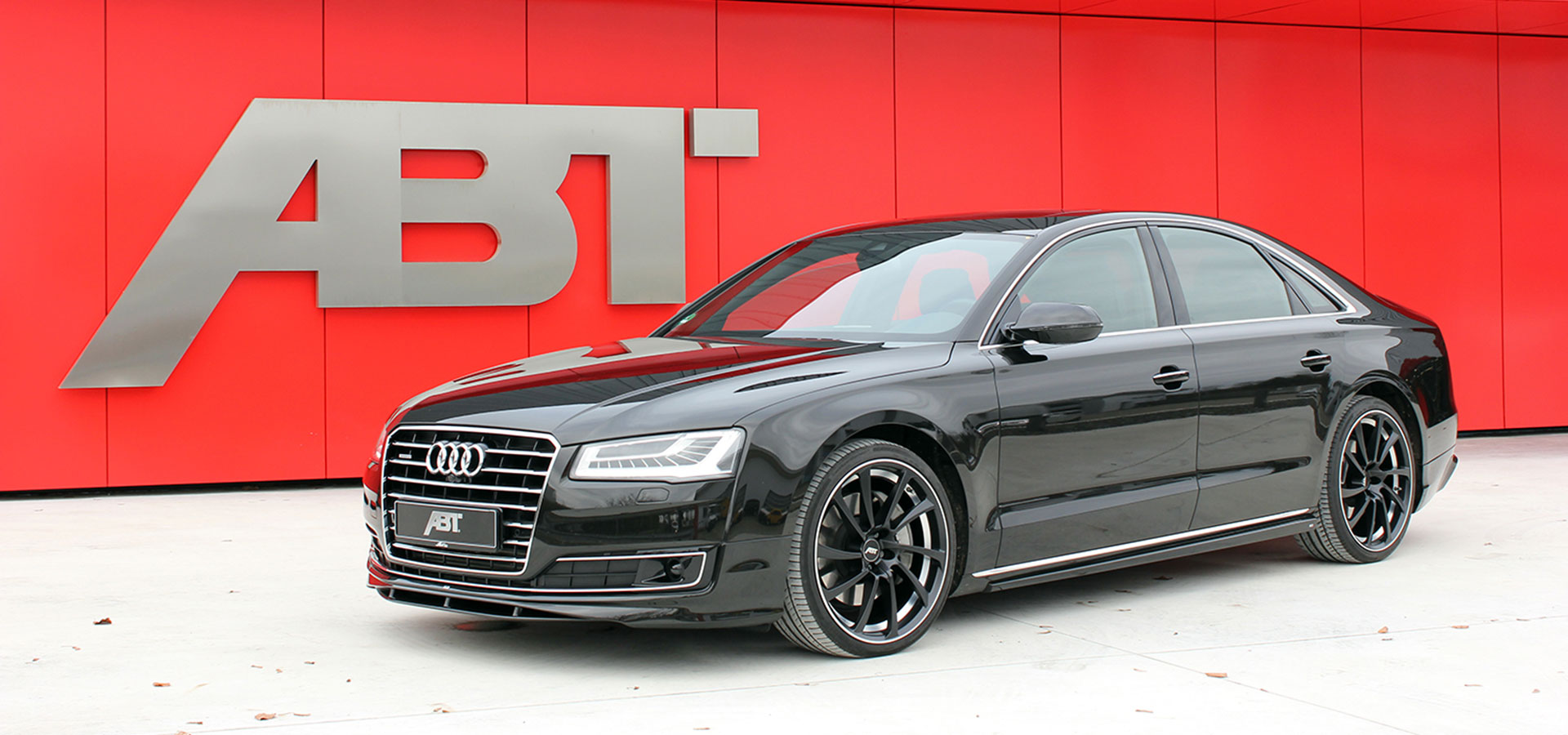 Audi A8 Abt Sportsline