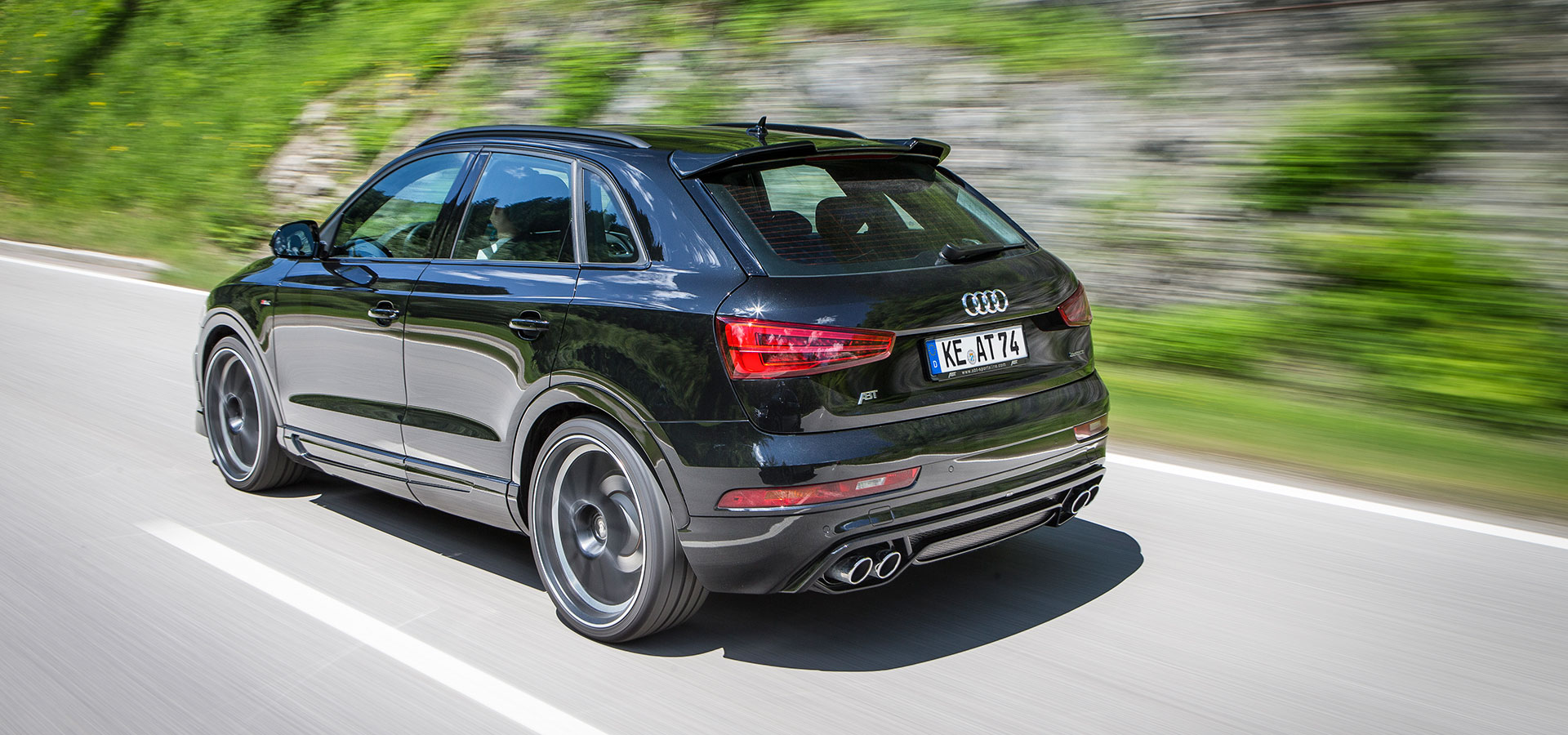 audi q3 abt sportsline. Black Bedroom Furniture Sets. Home Design Ideas