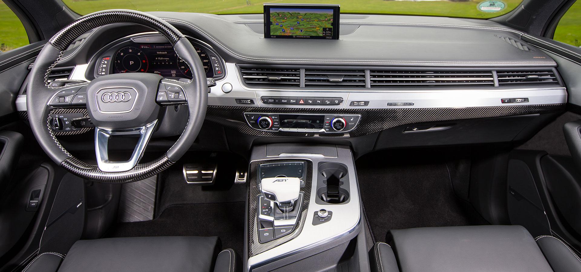 Audi Q7 - ABT Sportsline