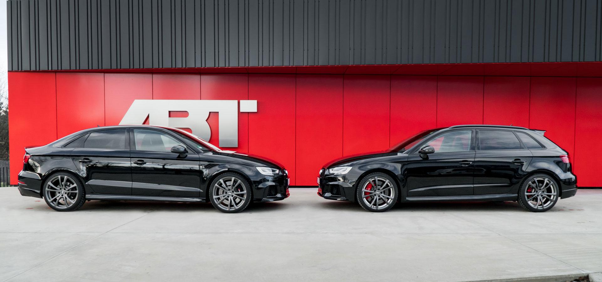 Audi RS3 - ABT Sportsline