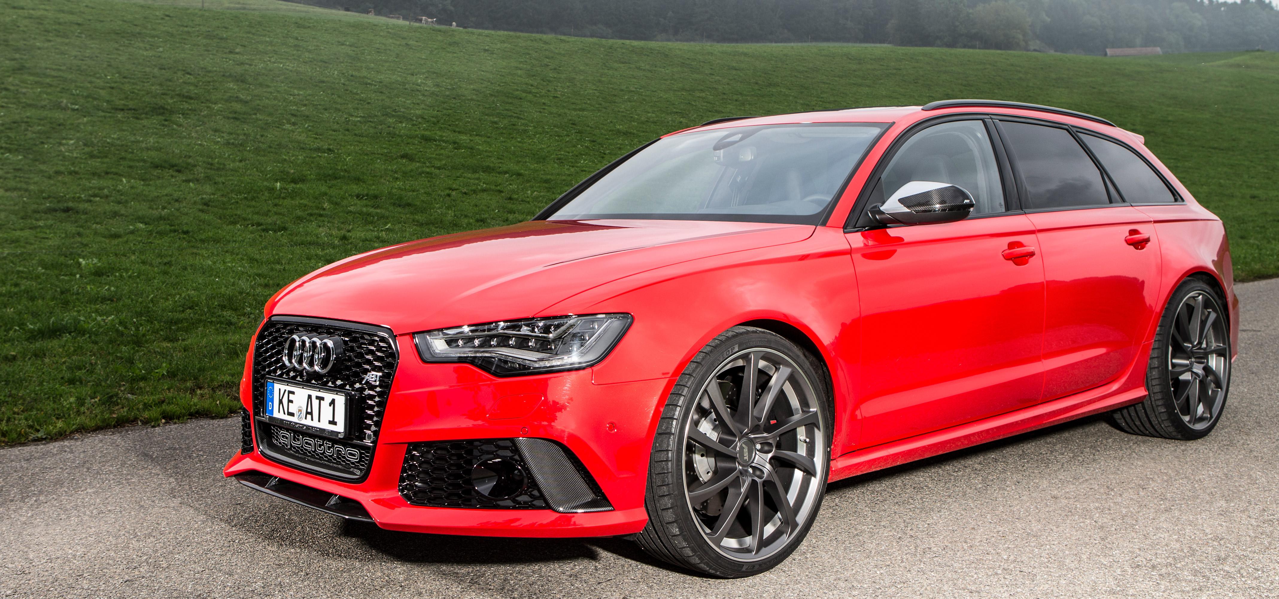 Audi RS ABT Sportsline - Audi rs6