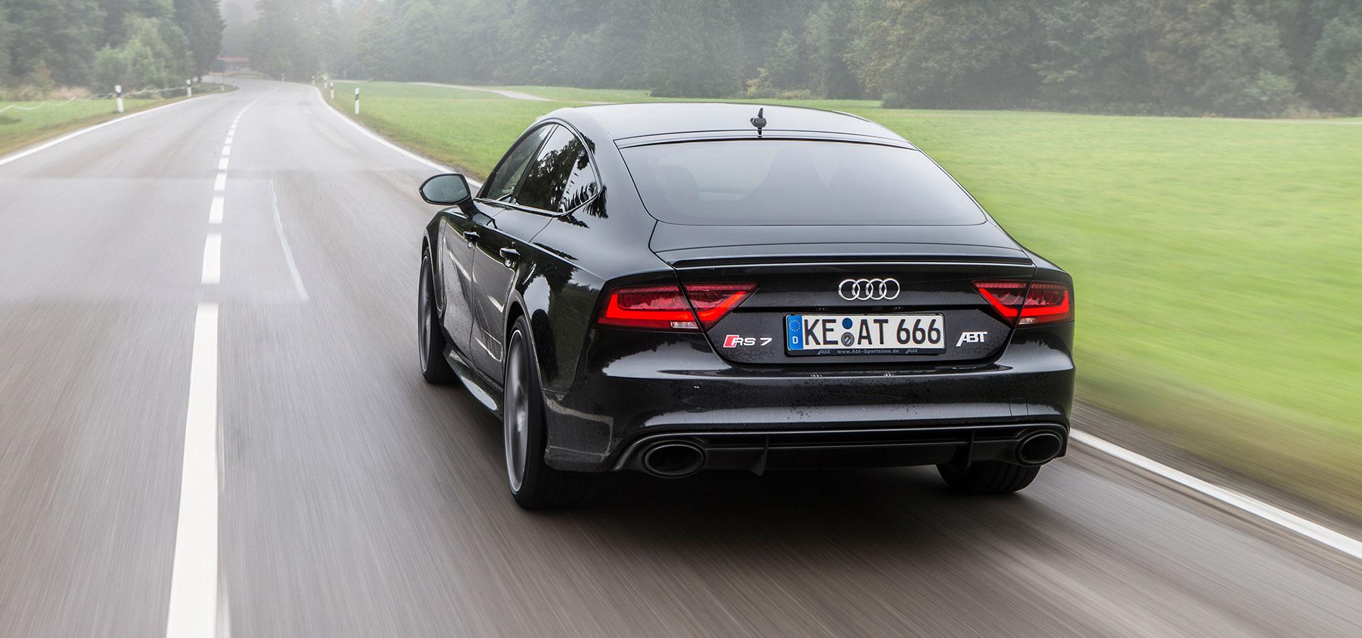 Audi Rs7 Abt Sportsline