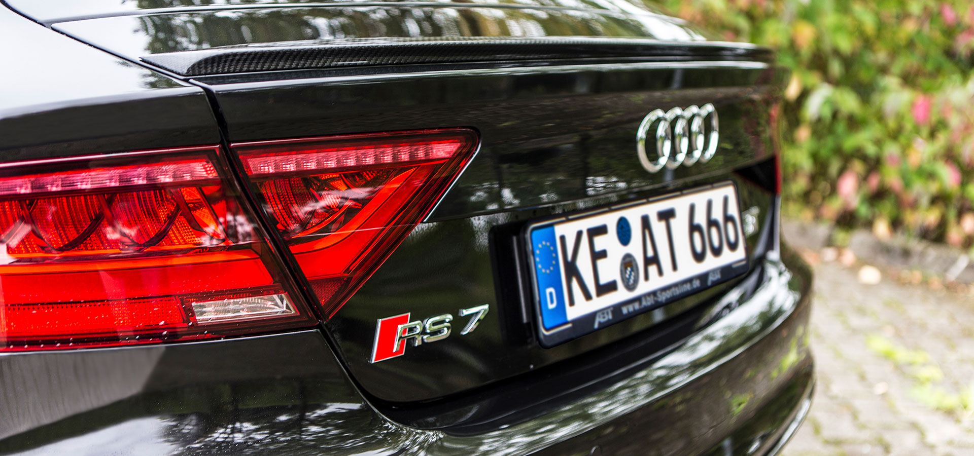 Audi RS7 - ABT Sportsline