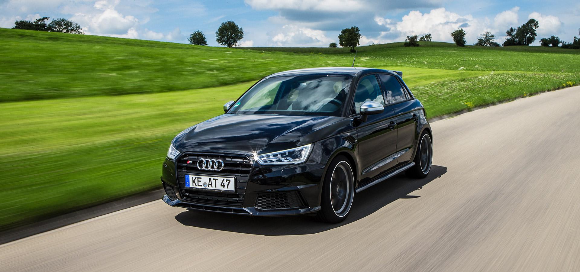 Audi S1 Abt Sportsline