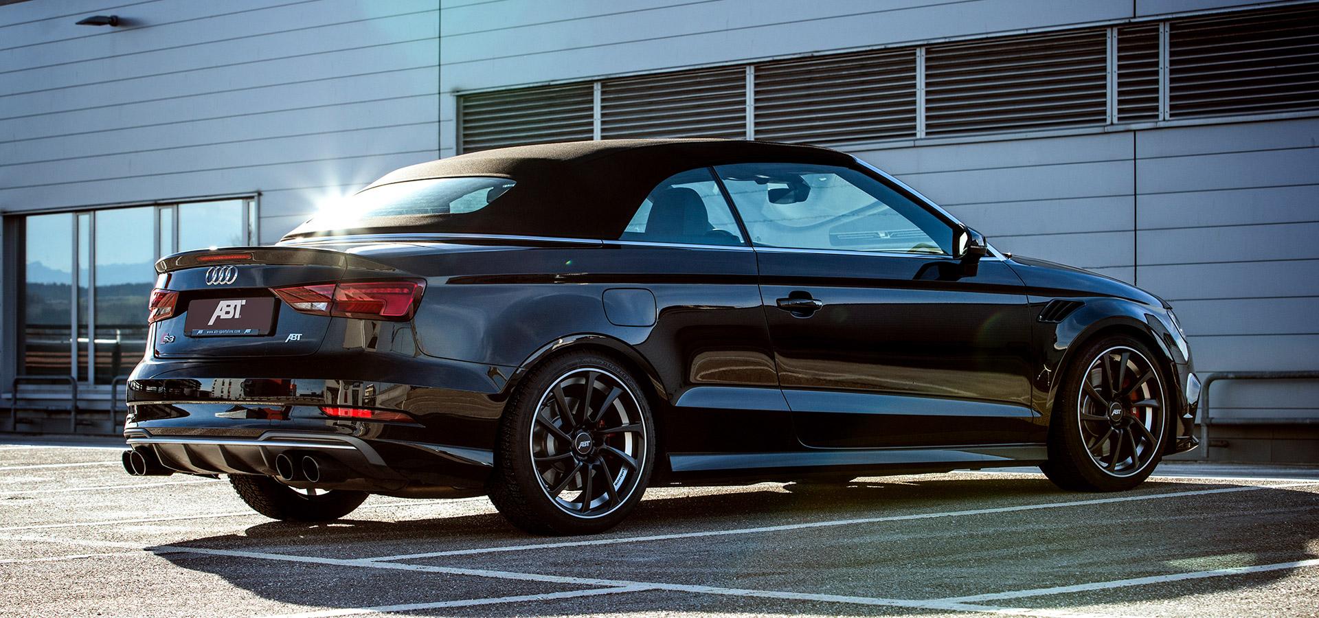 Audi S3 - ABT Sportsline