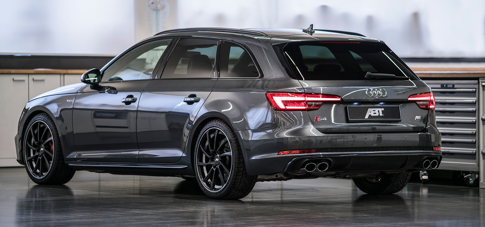 Audi S4 - ABT Sportsline