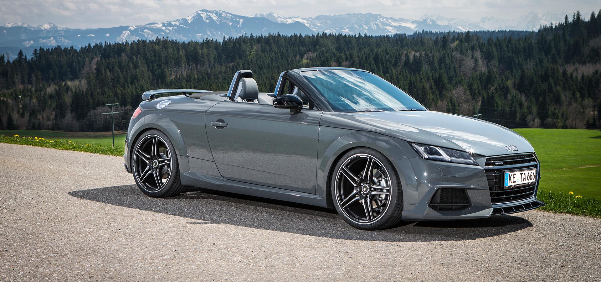 Audi Tt Abt Sportsline