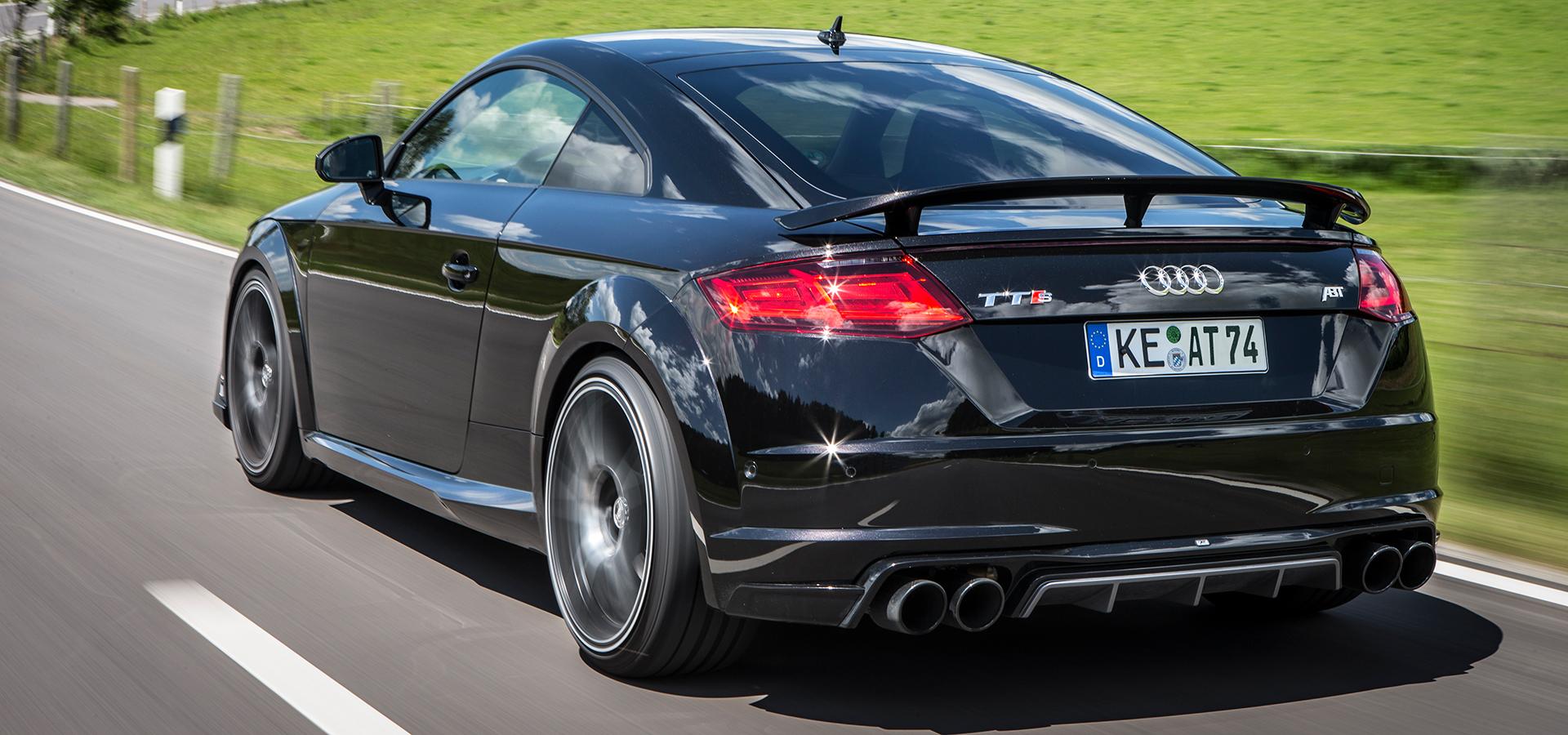 Audi TTS - ABT Sportsline