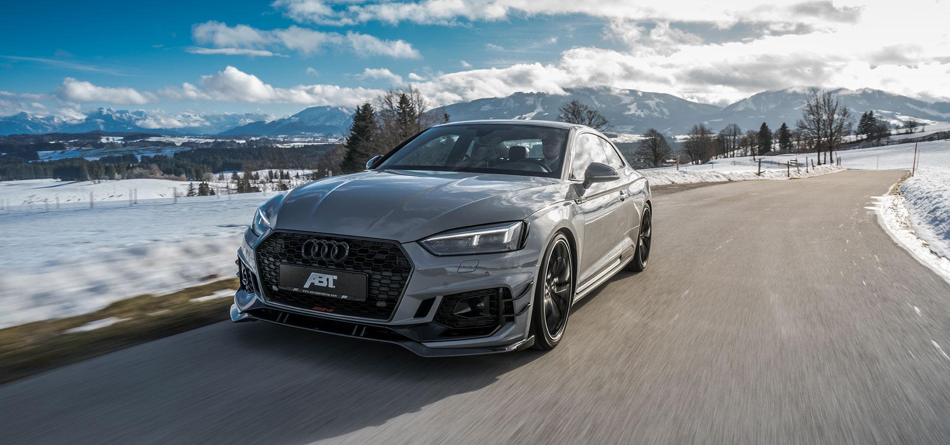 Audi Rs5 Sportback 4k 2019 Wallpapers: ABT Sportsline