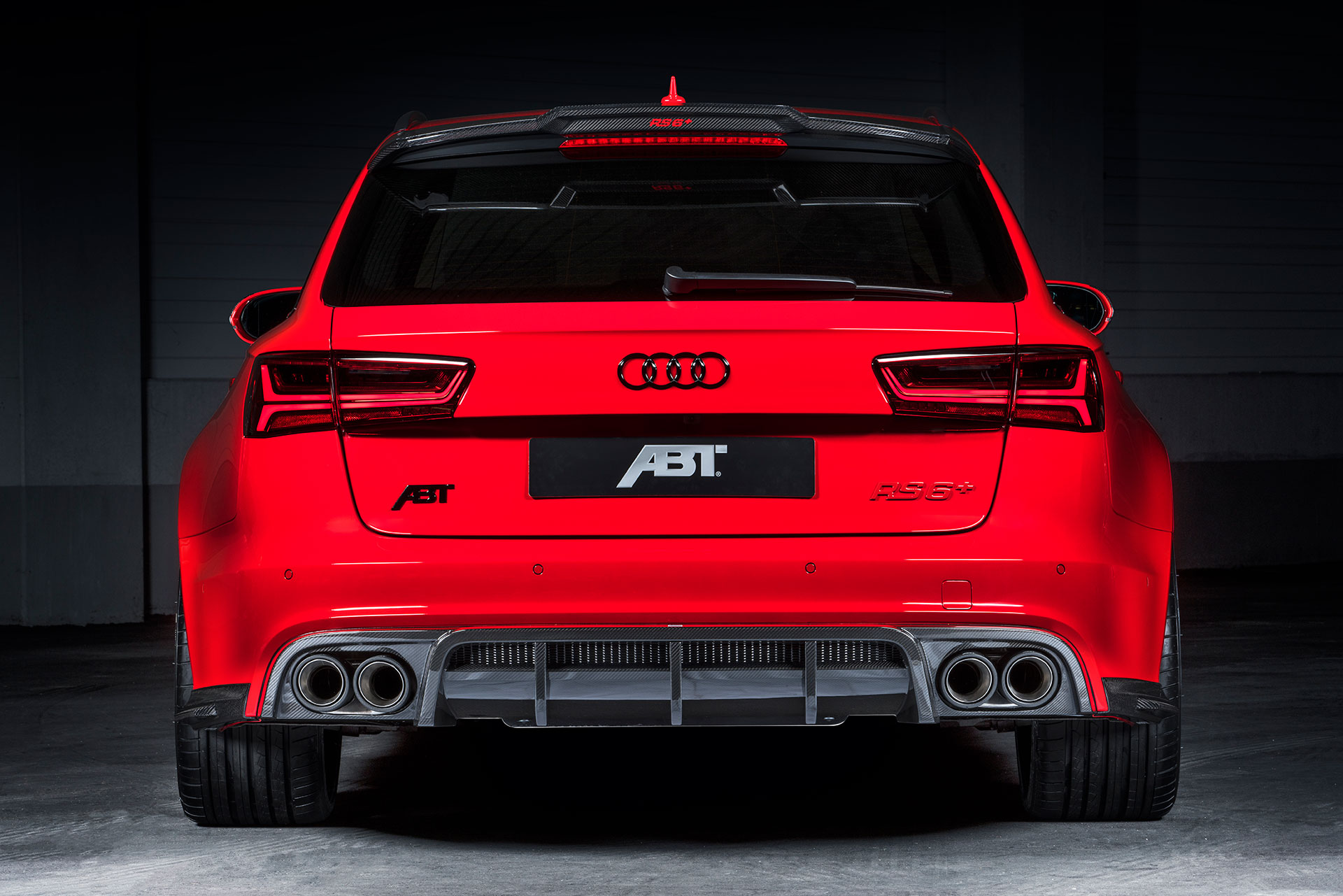 ABT RS6+ - ABT Sportsline