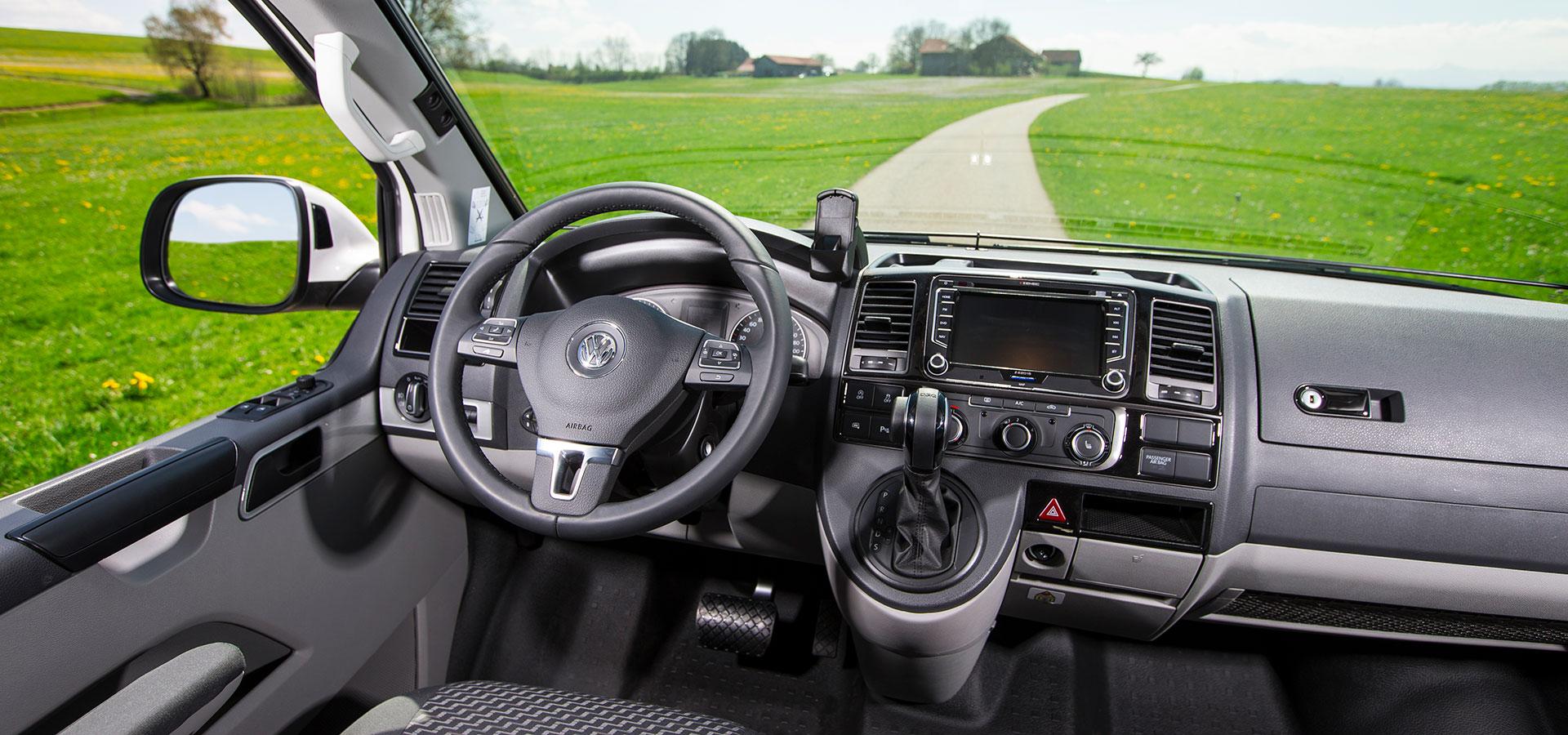 VW T5 - ABT Sportsline