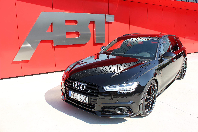 Audi A6 Chiptuning Von Abt Sportsline