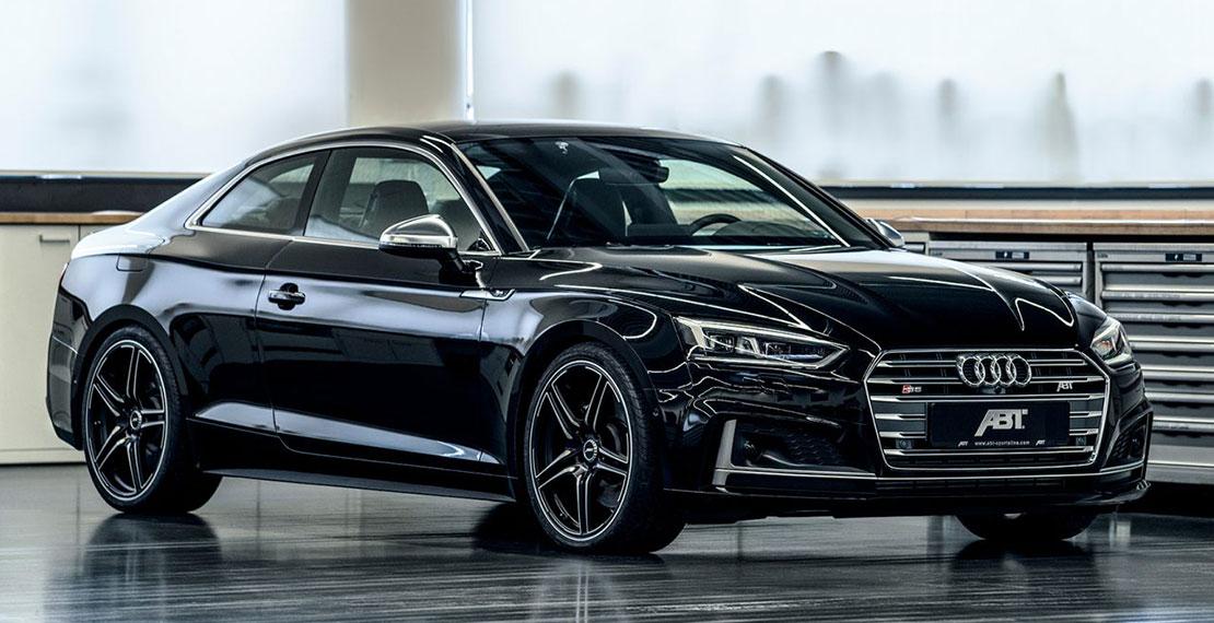 The Abt Audi S5