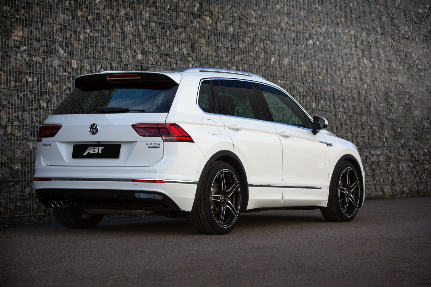 More Abt Power For The New Vw Tiguan