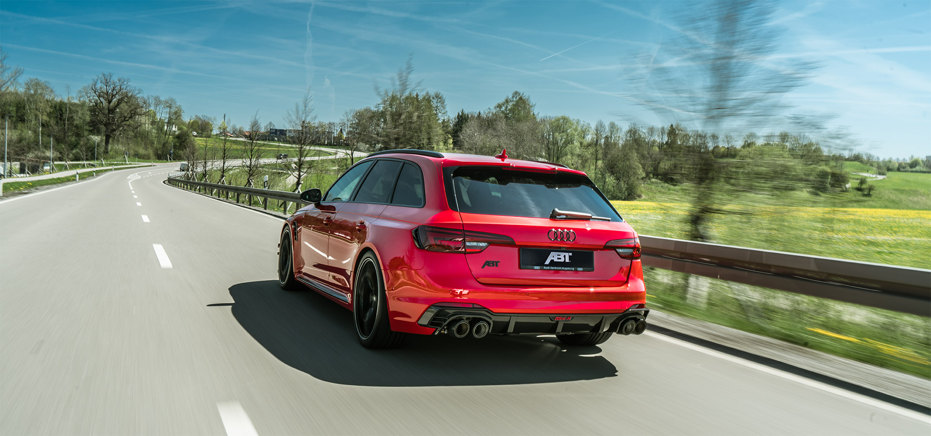 Abt Rs4 R Abt Sportsline