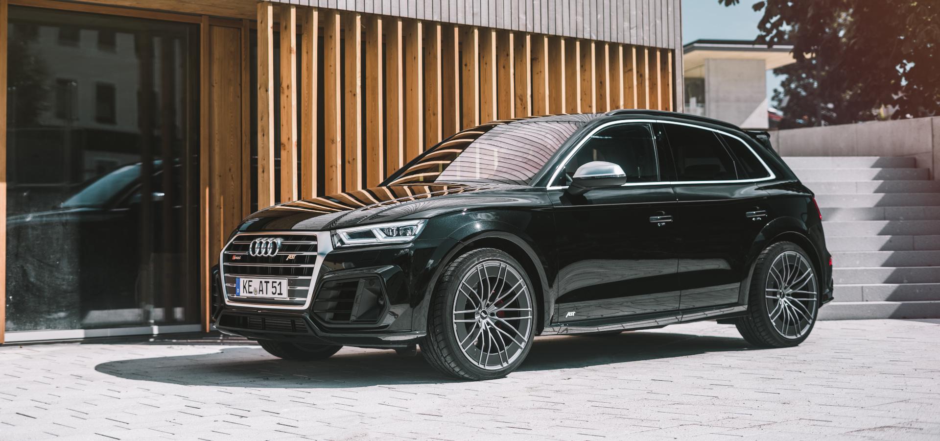 Audi SQ5 - ABT Sportsline